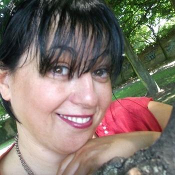 UlieYL, Frau 49 jahre alt sucht einen Mann