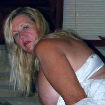 Hendricka, Frau 61 jahre alt sucht einen Mann