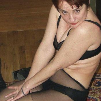 LeonieX, Frau 58 jahre alt sucht einen Mann