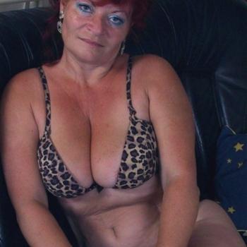 PetraAng, Frau 64 jahre alt sucht einen Mann