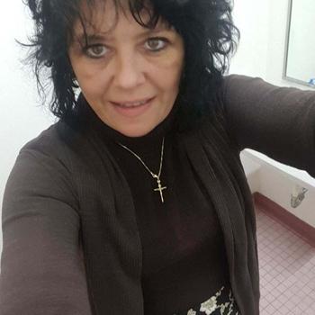 Soosie, Frau 60 jahre alt sucht einen Mann